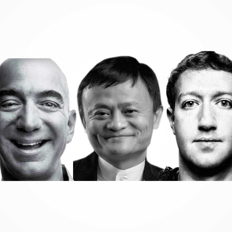 5 Self Made Billionaires and their philosophy in life