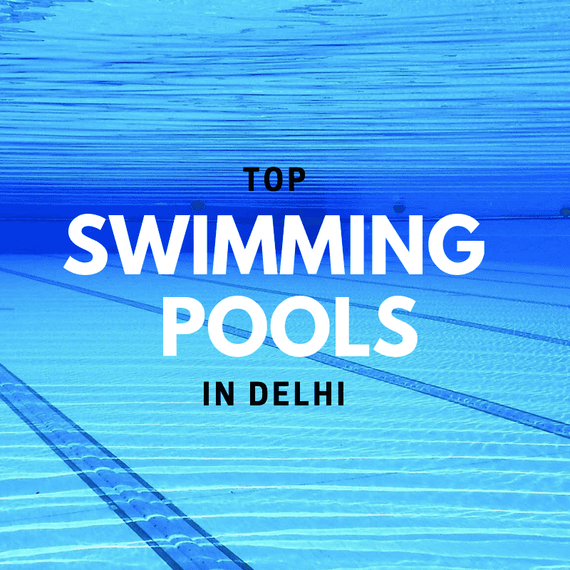 Summer is here! Check out the top swimming pools in Delhi you can join for a swim