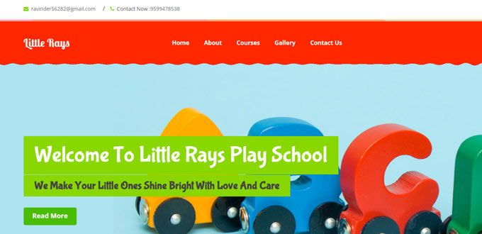 Little Rays Play School