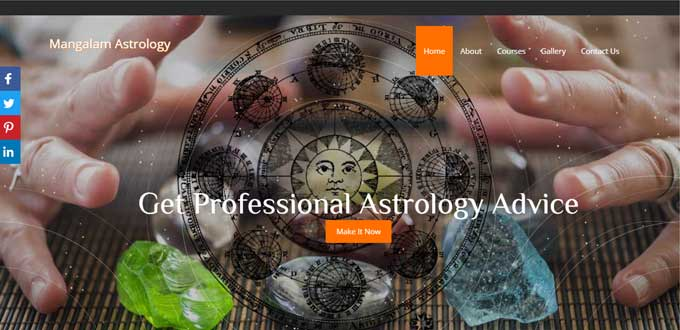 Mangalam Astrology Consultant