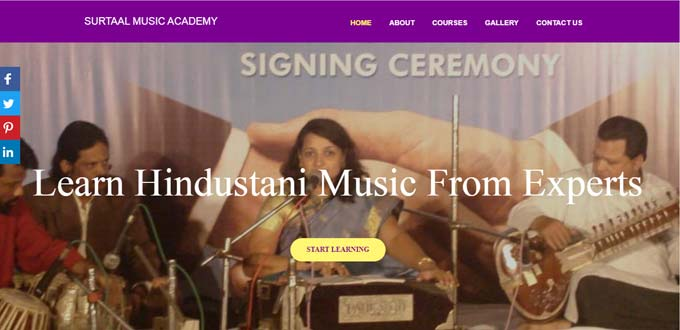 Surtaal Music Academy