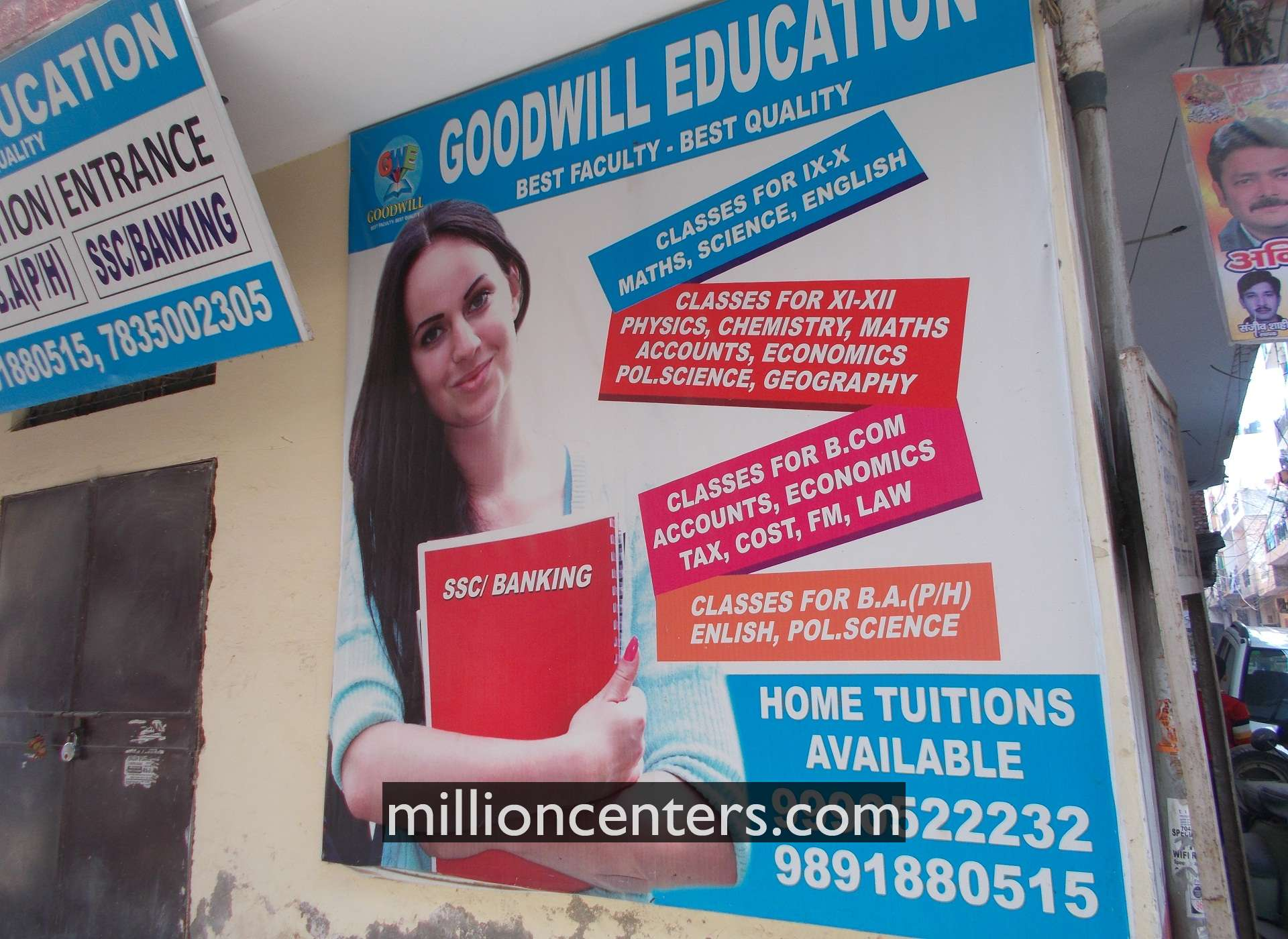 GOODWILL EDUCTION  in Janakpuri