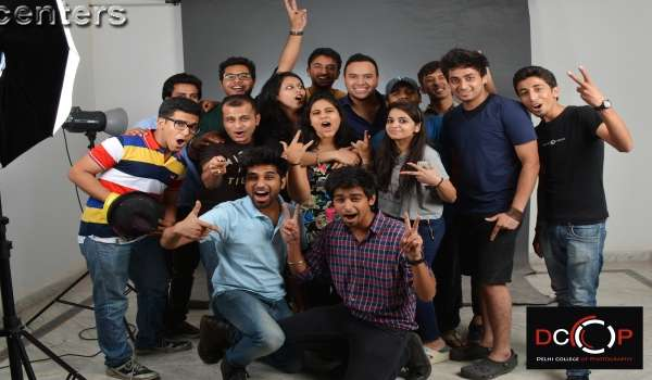 Delhi College of Photography in Mukherjee Nagar