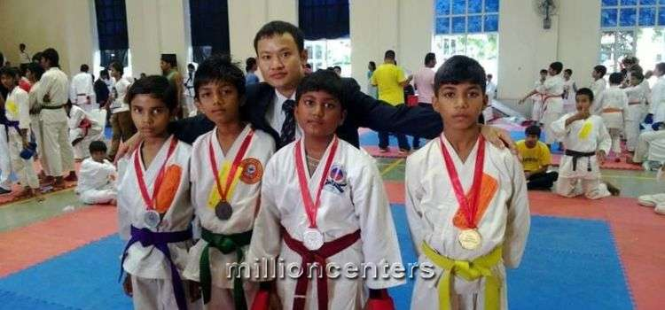 Abin Karate and Kick Boxing Institute