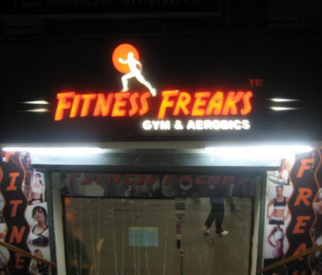 Fitness FREAKS in Janakpuri