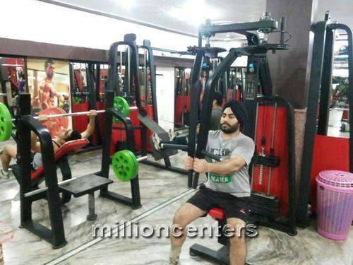 The Fitness Factory in Gurgaon Sector-31