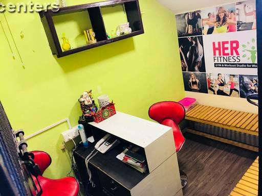 Her Fitness in Paschim Vihar