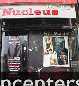 Nucleus Gym in Pitampura