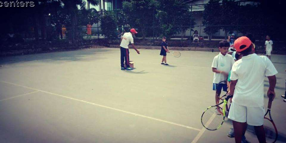 Paschim Vihar Lawn Tennis Academy Tennis O Holic India in Paschim Vihar
