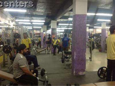The Fitness Edge  in New Industrial Township No 5