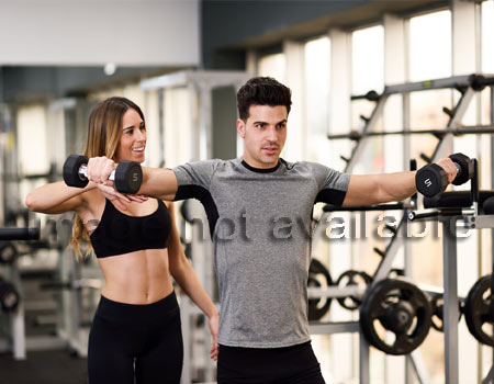 Body Fitness Gym in Ashok Nagar
