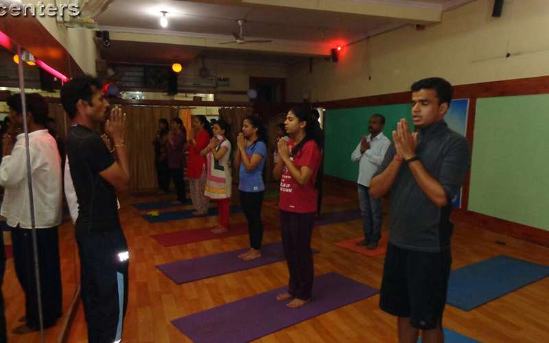 Satwa Yoga Studio in Paschim Vihar