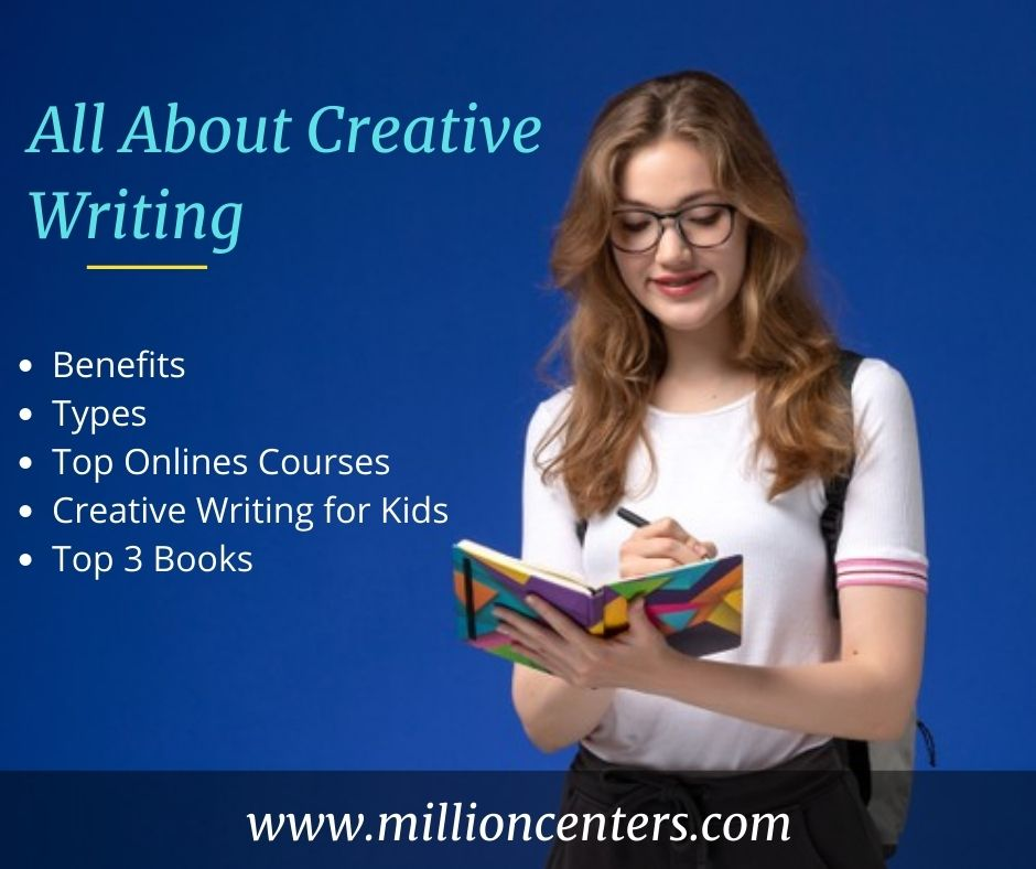 Learn Creative Writing benefits of Creative writing and how to find creative writing jobs