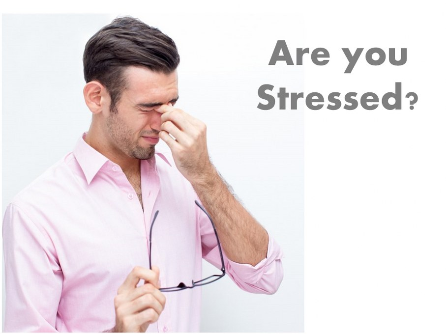 Stress Management Starts with identifying the Signs of Stress